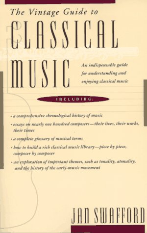 The Vintage Guide to Classical Music 9780679728054