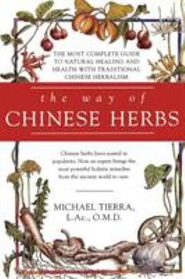 The Way of Chinese Herbs 9780671898694