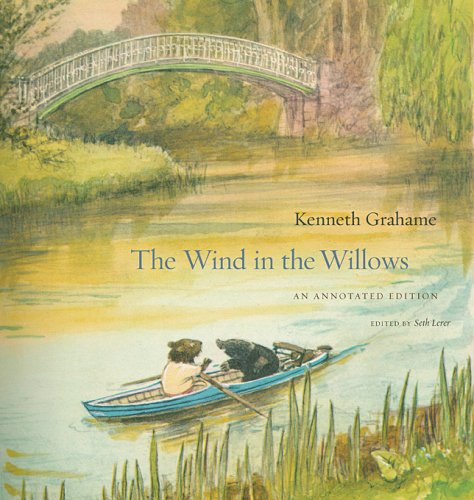 The Wind in the Willows 9780674034471