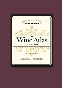 The Wine Atlas of Canada 9780679313342