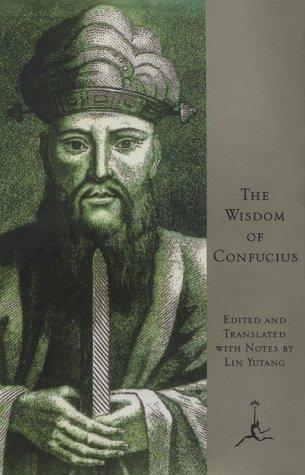 The Wisdom of Confucius 9780679601234