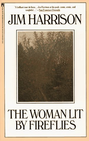 The Woman Lit by Fireflies 9780671744526