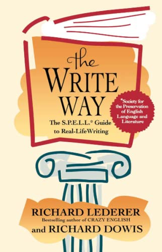 The Write Way: The Spell Guide to Good Grammar and Usage 9780671526702