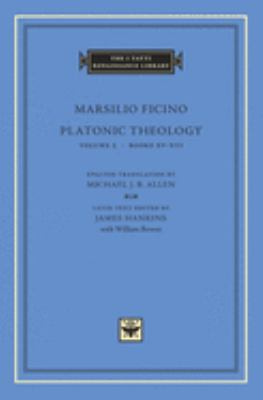 Platonic Theology Volume 5 Books XV-XVI 9780674017191