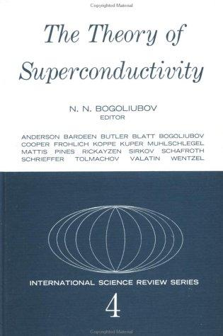 Theory of Superconductivity