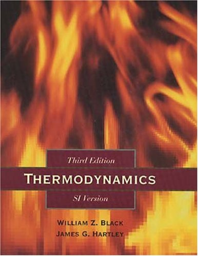 Thermodynamics, English/Si Version 9780673996480
