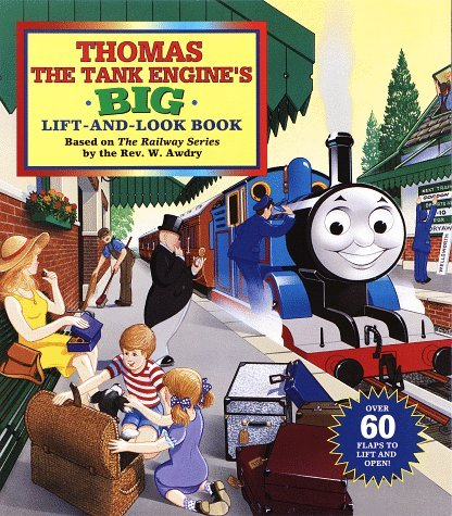 Thomas the Tank Engine's Big Lift-And-Look Book 9780679880721