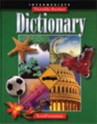 Thorndike-Barnhart Intermediate Dictionary 9780673123756