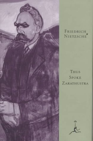 Thus Spoke Zarathustra: A Book for All and None 9780679601753