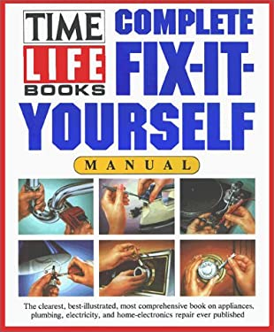 Time Life Fix-It-Yourself Manual 9780671765415