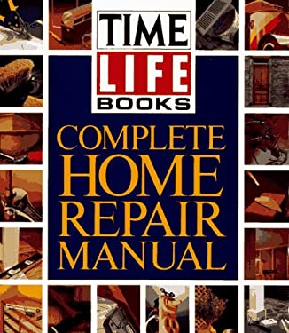 Time Life Home Repair Manual 9780671765422