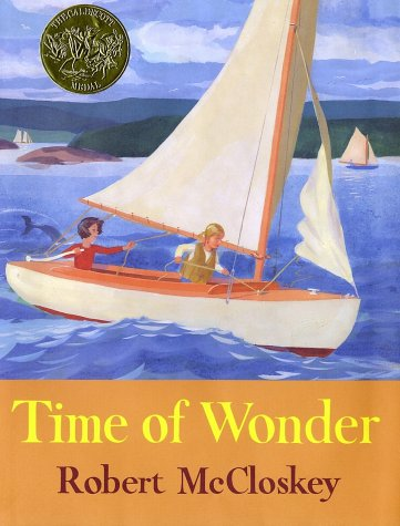 Time of Wonder 9780670715121