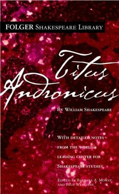 Titus Andronicus 9780671722920