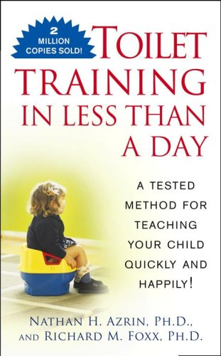 Toilet Training in Less Than a Day 9780671693800
