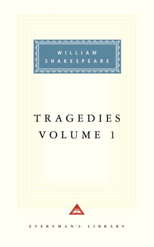 Tragedies, Vol. 1: Volume 1 9780679417422