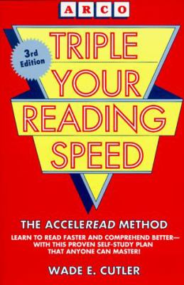 Triple Your Reading Speed 3e 9780671846442