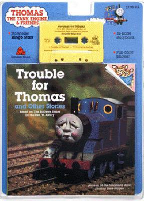 Thomas gets tricked and other stories book
