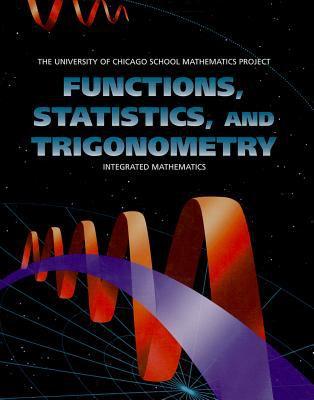Ucsmp Functions Statistics & Trigonometry Se 1998c 9780673459268