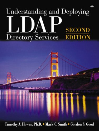 Understanding and Deploying LDAP Directory Services 9780672323164