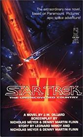 Undiscovered Country (Star Trek Movie 6) 2439891