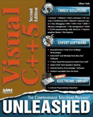 Visual C++ Unleashed: With CDROM 9780672310133