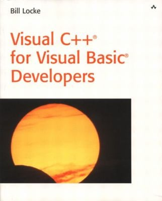Visual C++ for Visual Basic Programmers 9780672322181