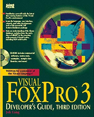 Visual FoxPro 3 Developer's Guide 9780672306532