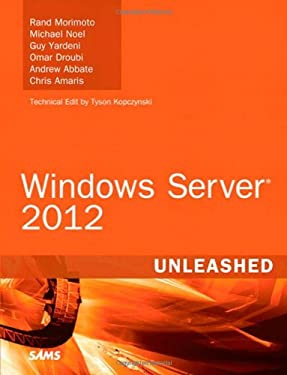 Windows Server 2012 Unleashed 9780672336225
