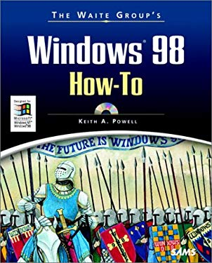 Waite Group's Windows 98 How to [With *] 9780672314360