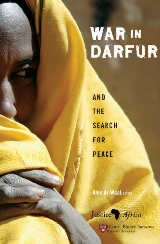War in Darfur and the Search for Peace 9780674023673