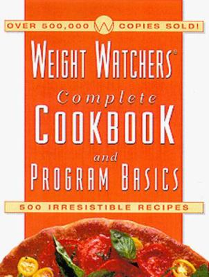 Weight Watchers Complete Cookbook and Program Basics 9780671881849