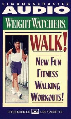 Weight Watchers Walk! Trade [With Book] 9780671511227