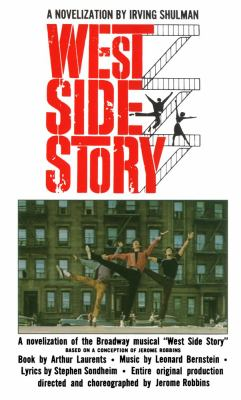 West Side Story: A Novelization 9780671725662