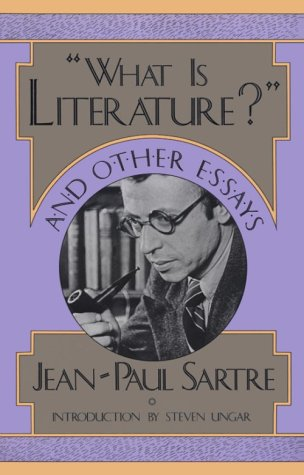 What Is Literature? and Other Essays 9780674950849