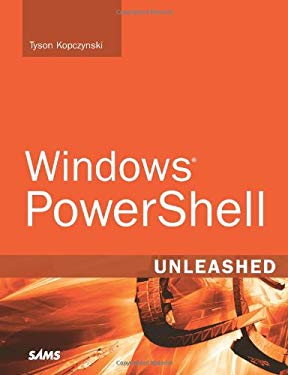 Windows(r) Powershell Unleashed 9780672329531
