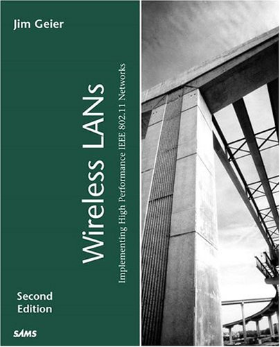 Wirelss LANs: Implementing High-Performance IEEE 802.11 Networks 9780672320583