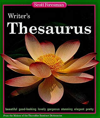 Writer's Thesaurus 9780673651365