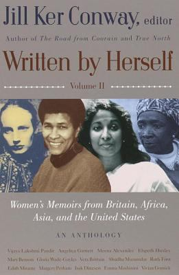 Written by Herself: Volume 2: Women's Memoirs from Britain, Africa, Asia and the United States 9780679751090