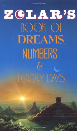 Zolar's Book of Dreams, Numbers, and Lucky Days 9780671765996