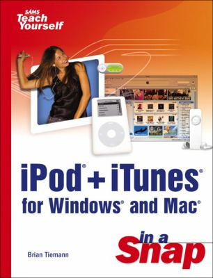 iPod+ iTunes for Windows and Mac 9780672328114