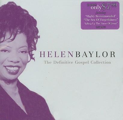 Helen Baylor: The Definitive Gospel Collection 0080688740221