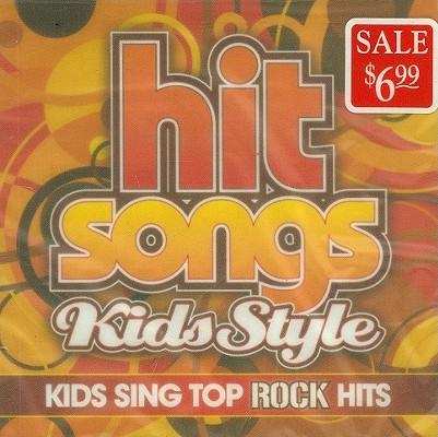Hit Songs Kids Style: Rock Artists 0080688772826
