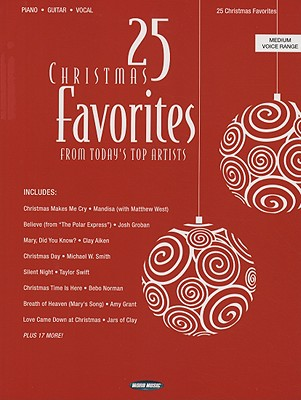 25 Christmas Favorites from Today's Top Artists