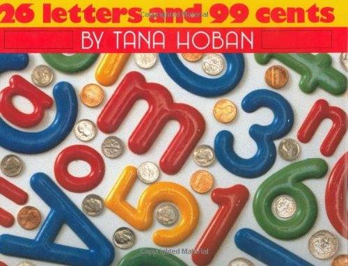 26 Letters and 99 Cents 9780688063610