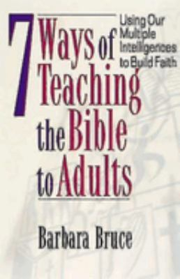 7 Ways of Teaching the Bible to Adults 9780687090846