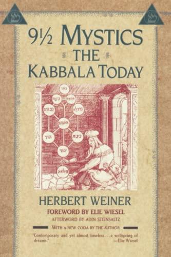 9 1/2 Mystics: The Kabbala Today 9780684843254