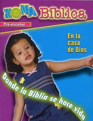 En la Casa de Dios: Pre-Escolar [With CD (Audio) and Transparency(s) and Paperback Book] 9780687644032