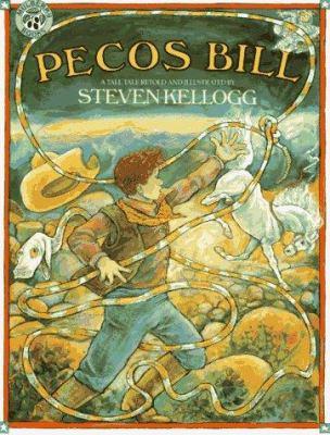 Pecos Bill 9780688099244