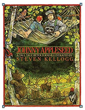 Johnny Appleseed 9780688140250