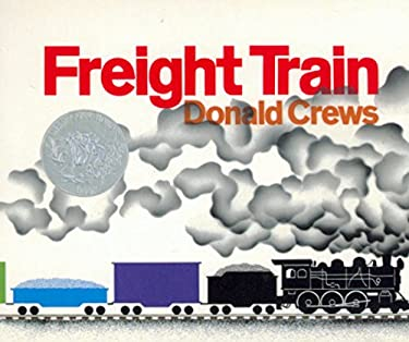 Freight Train Board Book 9780688149000